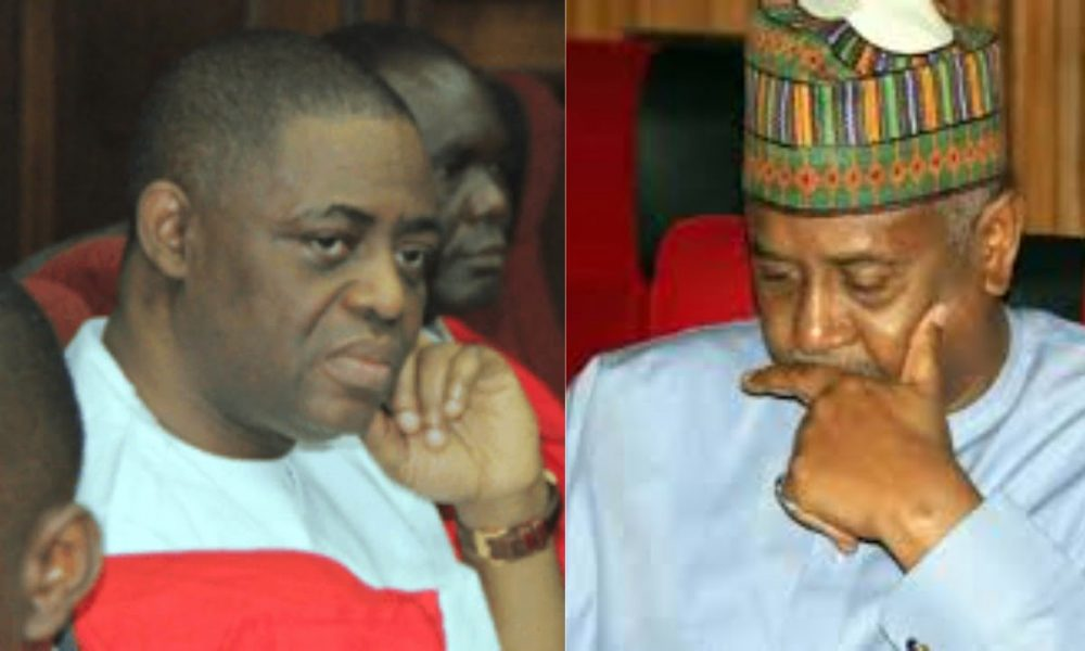 Dasuki Not A Traitor - Fani-Kayode Backtracks On 2015 Allegation