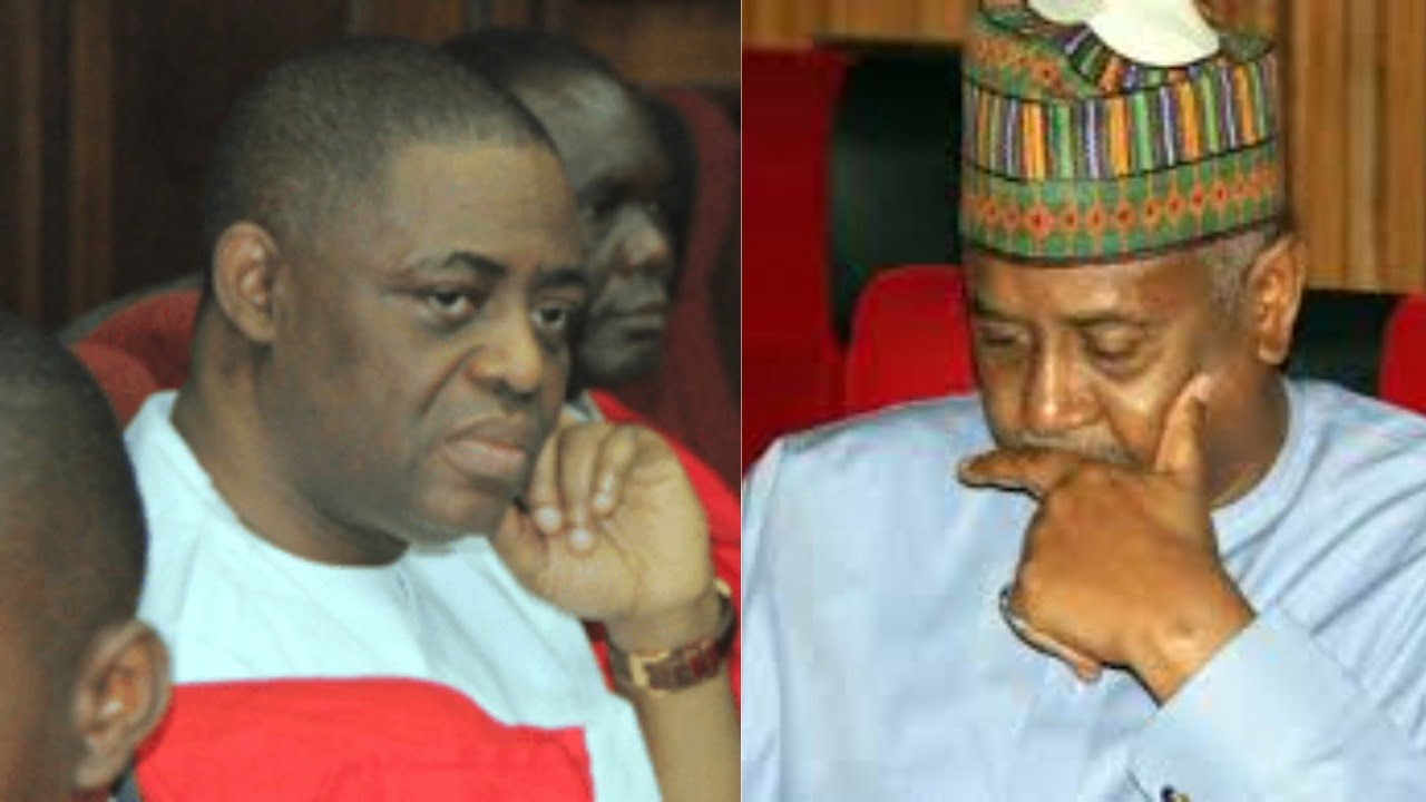 Fani-Kayode and Dasuki