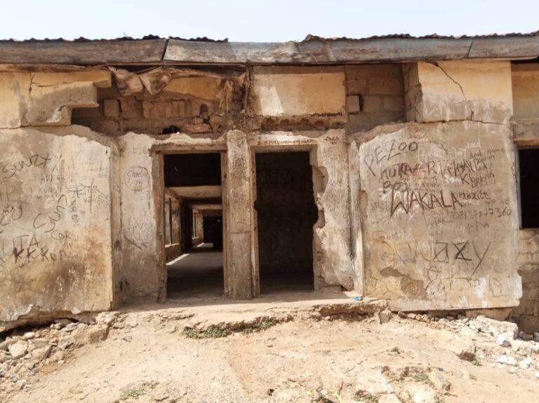 GSC Kagara13 768x575 1 - Kagara School Abduction: See Photos Of The Niger School Attacked By Bandits