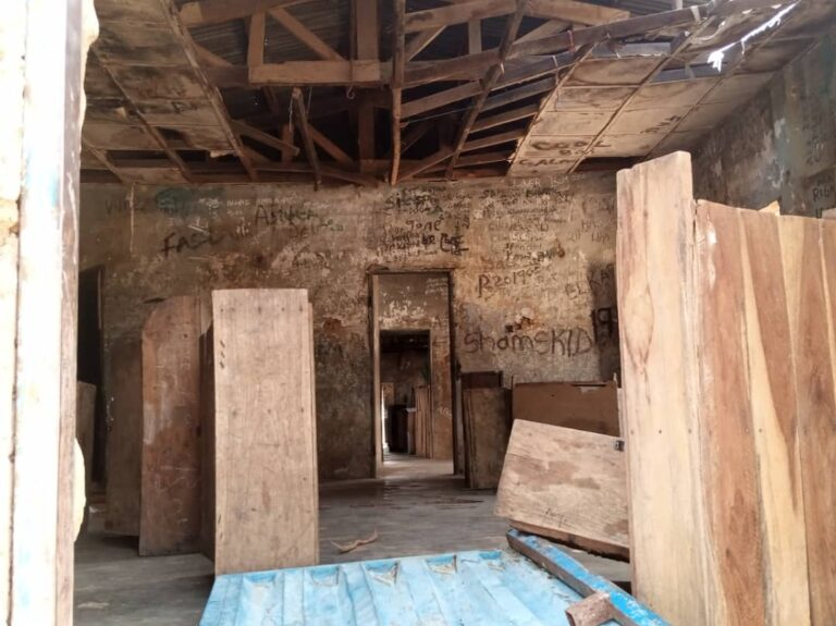 GSC Kagara14 768x575 1 - Kagara School Abduction: See Photos Of The Niger School Attacked By Bandits