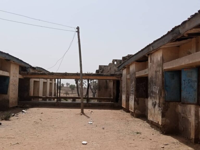 GSC Kagara16 768x575 1 - Kagara School Abduction: See Photos Of The Niger School Attacked By Bandits
