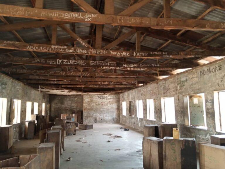 GSC Kagara17 768x575 1 - Kagara School Abduction: See Photos Of The Niger School Attacked By Bandits