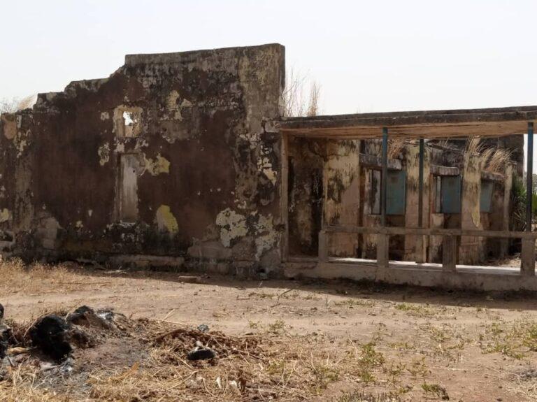 GSC Kagara7 768x575 1 - Kagara School Abduction: See Photos Of The Niger School Attacked By Bandits
