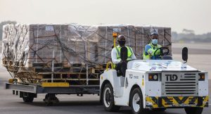 FG Receives 100,000 Doses Of COVID-19 Vaccine From India