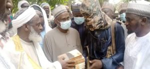 Gumi Meets Bandits In Tagina Forest 300x138 - Boko Haram May Influence Bandits, Military Know Their Location – Sheikh Gumi
