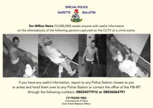 IMG 20210204 211441 300x212 - Police Offer N10m Reward For Anyone That Can Help With The Arrest Of Crime Suspects In This Photo