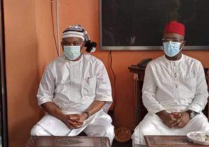 Ihejirika and Kalu 300x211 - APC Reacts As Ex-Army Chief Ihejirika Joins Party