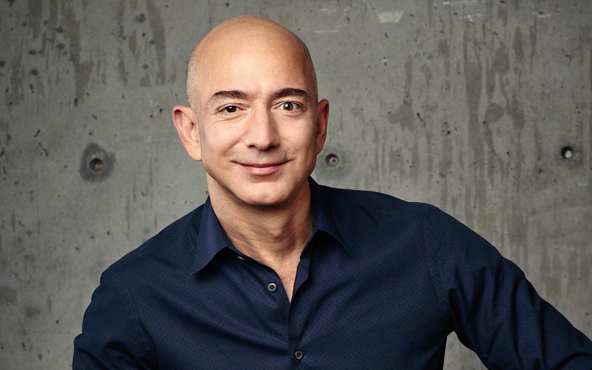 Jeff Bezos Resigns As Amazon Boss