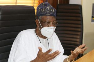 Lai Mohammed new 300x200 - No Going Back On Regulation Of Social Media – Lai Mohammed