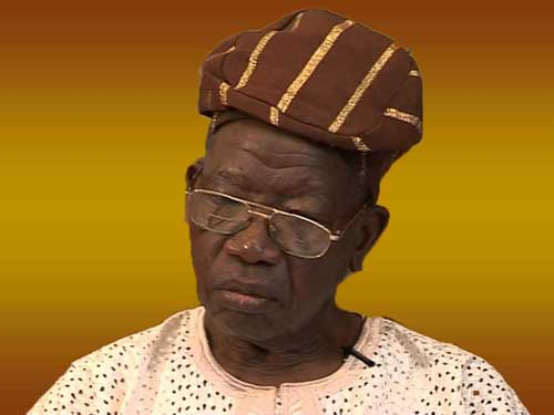 Lagos Traders Honour Lateef Jakande, Shut Markets
