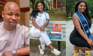 MC OLUOMO DAUGHTER Nofisat 300x180 - MC Oluomo's Daughter, Nofisat Celebrates As She Becomes Registered Nurse In The USA