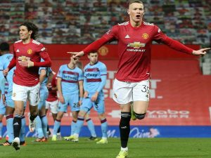 McTominay 300x225 - Manchester Heads To FA Cup Quarter Finals After 1-0 Win Against West Ham