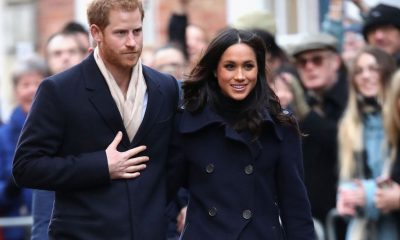 Meghan Markle and Prince Harry relinquish royal titles