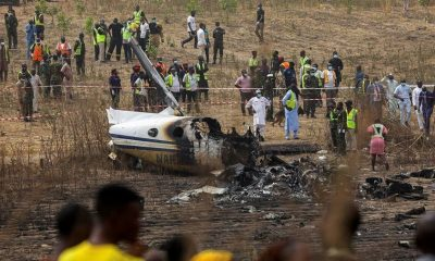 What Fani-Kayode Said About Military Plane Crash