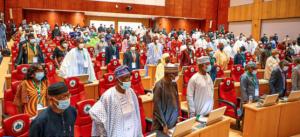 New ambasadors 300x137 - What Buhari Told Newly Appointed Ambassadors (Full Speech)