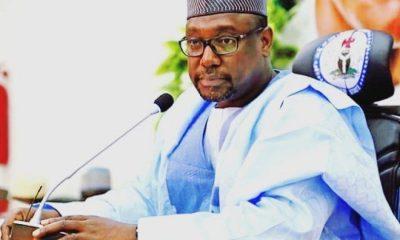 Niger State Governor Abubakar Sani Bello