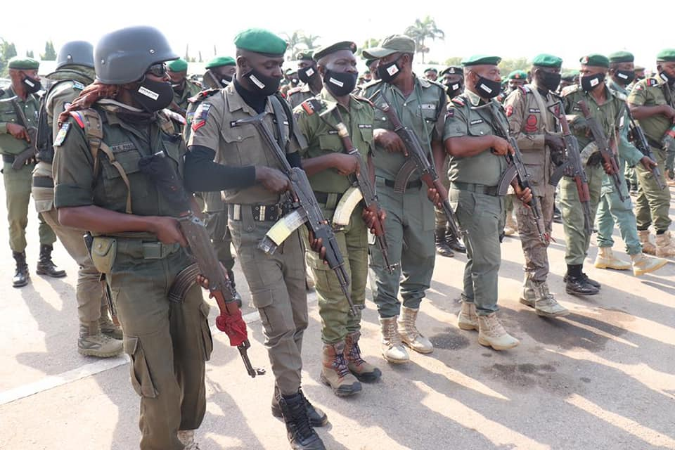Police Rescue Eight Persons Abducted In Zamfara