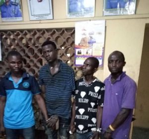 OPC Members 300x280 - OPC Members Nabbed For Beating Man To Death In Lagos