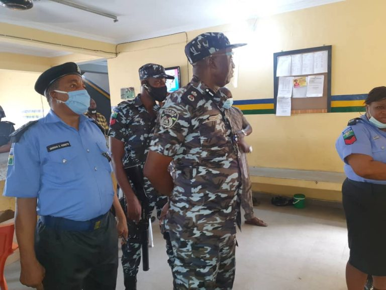 #OccupyLekkiTollGate: Lagos Police Boss Orders Release Of Mr Macaroni, 34 Others