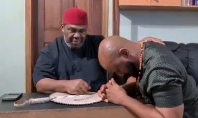 2023: Veteran Actor Pete Edochie Endorses Son For Presidency [Video]