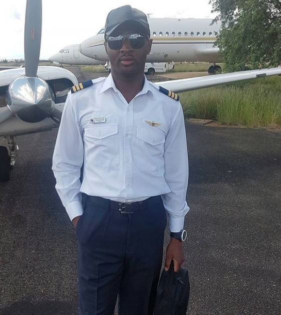Pilot 1 - Faces Of Air Force Personnel Killed In Plane Crash In Abuja Revealed (Photos)
