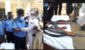 Police 300x175 - Katsina: Police Kill Three Bandits In Shoot-out