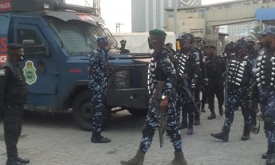 BREAKING: Seven Policemen Killed As Gunmen Attack Rivers Police Stations