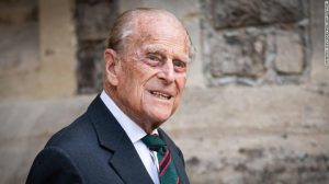 Prince Philip 300x168 - Queen Elizabeth's Husband, Prince Philip Hospitalized