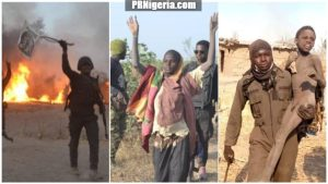 Sambisa Forest February 2021 300x169 - Troops Eliminate 81 Boko Haram Fighters, Lose Soldier From Landmine (Photos)