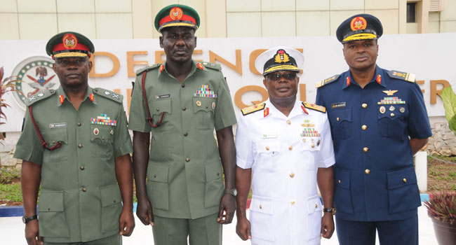 BREAKING: Senate Confirms Buratai, Olonisakin, Others As Non-career Ambassadors