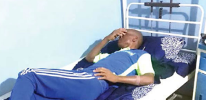 Sofoluwe 300x146 - Former Super Eagles Defender, Sofoluwe Was Paralysed Before Death – Wife