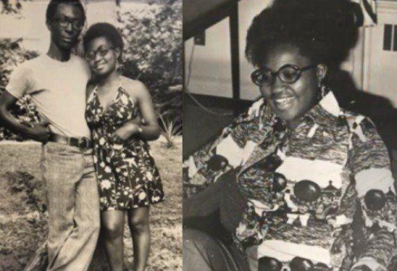 Throwback photos of Ngozi Okonjo-Iweala and her husband Ikemba Iweala in their youthful days