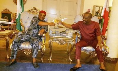 Please Dump PDP For APC - Orji Uzor Kalu Begs Wike