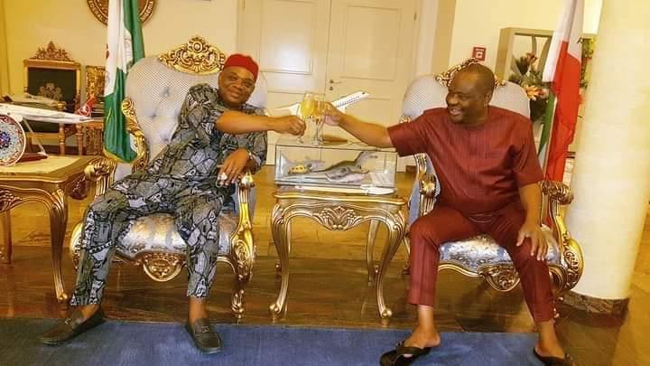 Please Dump PDP For APC - Orji Uzor Kalu Begs Wike