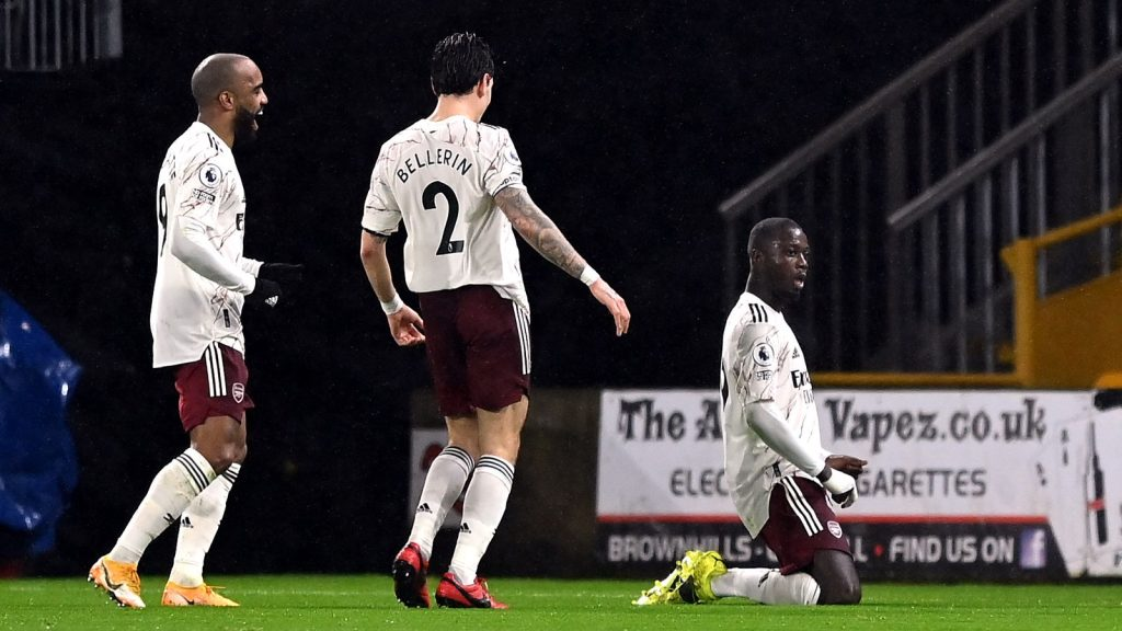 Wolves Beat Arsenal2 1024x576 - Nine-Man Arsenal Implode As Wolves End Winless Run