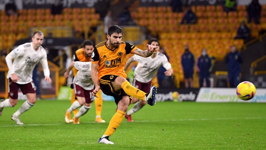 Wolves Beat Arsenal3 1024x576 - Nine-Man Arsenal Implode As Wolves End Winless Run