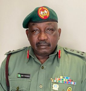 Yerima Nigerian Army Spokesperson 283x300 - New Army Spokesperson Takes Over, Tells Nigerians What To Expect