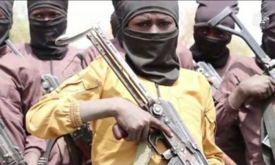 Boko Haram Recruiting, Training Child Soldiers [Photos]