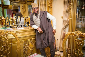 e money 300x200 - E-Money Presents Luxury Cars To His Friends On His Birthday (Photos)