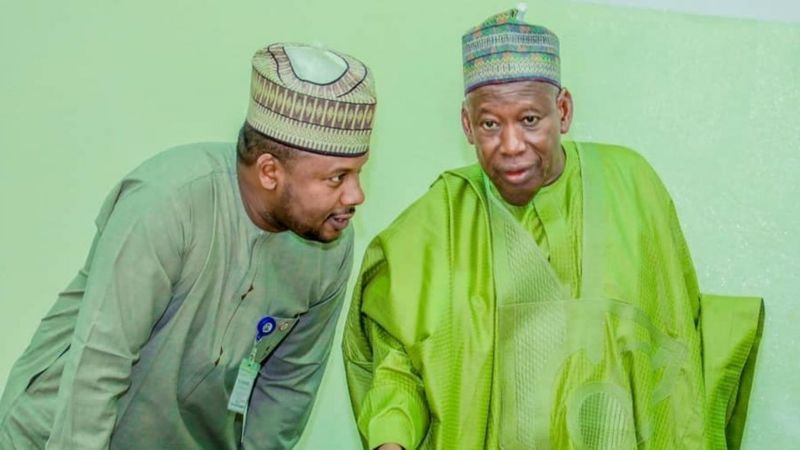 This is the second time Ganduje has fired Salihu