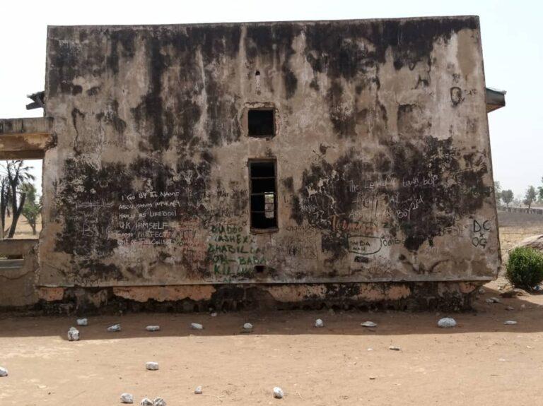 kagara 4 - Kagara School Abduction: See Photos Of The Niger School Attacked By Bandits