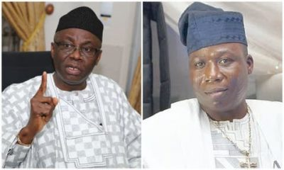 Sunday Igboho Must Operate Within The Ambit Of The Law - Tunde Bakare