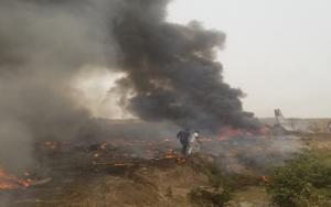 plane crash 300x188 - Seven Bodies Recovered From Scene Of Military Plane Crash In Abuja