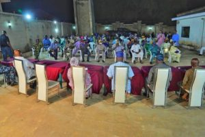 seyi makinde 300x200 - Oyo: Details Of Gov. Makinde's Visits To Ibarapa Emerge