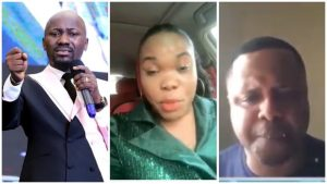 suleman edeko davids 300x169 - Leaked Audio: 'I'll Make You Disappear – Apostle Suleman Allegedly Threatens Pastor