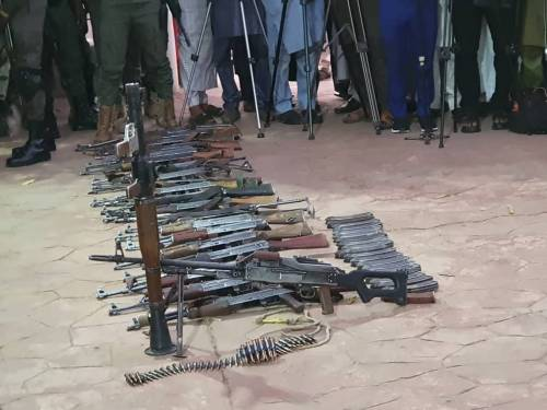 Illegal Firearms: Senate Passes Bill To Increase Fine From N1,000 To N1m