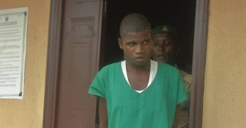 Man Who Raped 5-Year Old Girl To Death Gets 10-Year Jail Term (Photos)