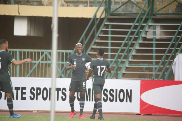 AFCON Qualifier: Super Eagles Beat Lethoso 3-0