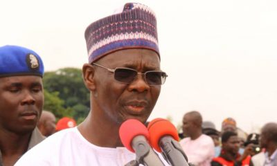 Gov Sule Raises Alarm Over Regrouping Of Boko Haram Members In Nasarawa