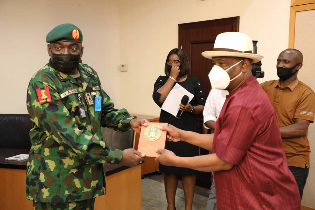 Wike To Army Chief: Withdraw Soldiers From Politicians